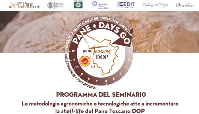 PANE+DAYS: SEMINARIO DI PRESENTAZIONE IL 19 GIUGNO
