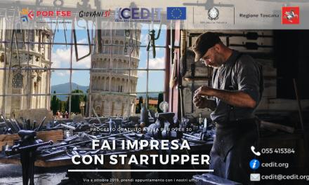 STARTUPPER 4.0 – Percorsi integrati di formazione e consulenza per l'avvio di impresa nell'ambito del settore ICT