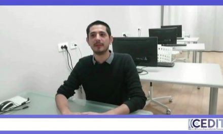 """Luca Piras: """"Ho scelto Artigiani Digitali per stimolare la mia crescita personale"""""""