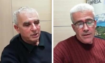 """Andrea Adami e Giorgio Almansi: """"Classe variegata ma tanta empatia al progetto SCUDO"""""""