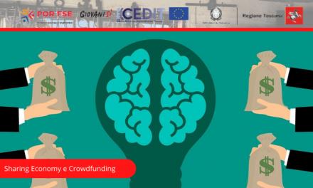 """""""Sharing Economy e Crowdfunding"""", seminario online gratuito il 12 e 16 ottobre"""