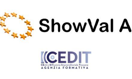 Showvala Erasmus+, il punto del progetto a inizio 2021