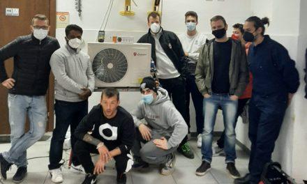 Dieci nuovi addetti alla termoidraulica formati a Livorno: la metà di loro ha già trovato lavoro